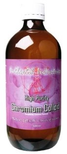 Colloidal Chromium 500ml