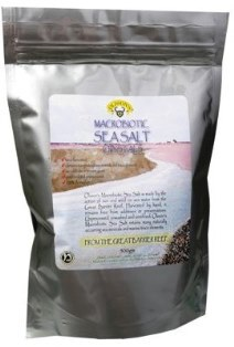 Macrobiotic Sea Salt 500g