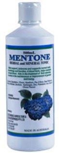 Mentone 500ml - Urinary tract support .