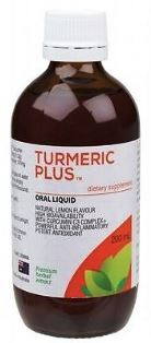 TURMERIC PLUS Oral Liquid  200ml