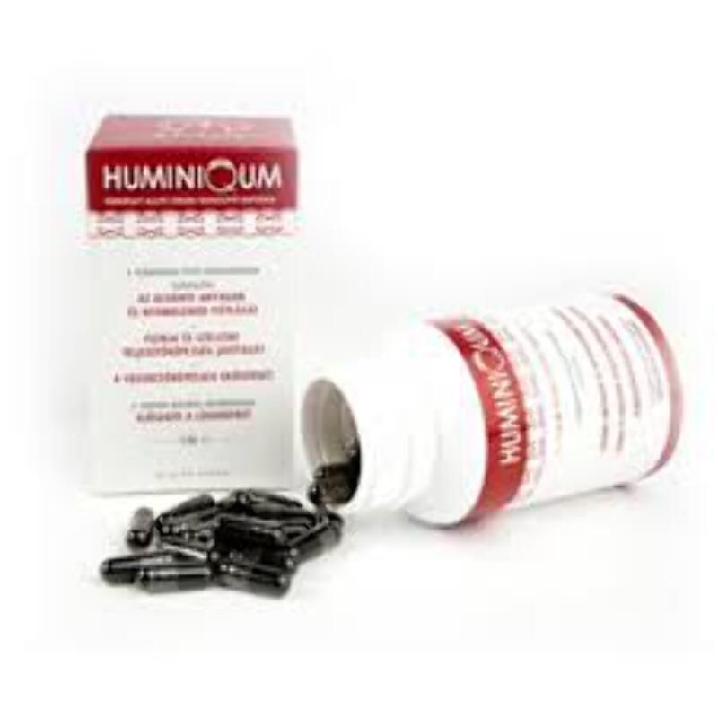 Huminiqum - Fulvic & Humic Acid + Vit C ,Minerals, Milk Thistle & MORE - RRP $44.00 - PROMO PRICE