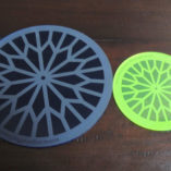 Water & Food Energizer Plate Small