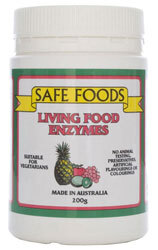 LiFE Living Food Enzymes 200g
