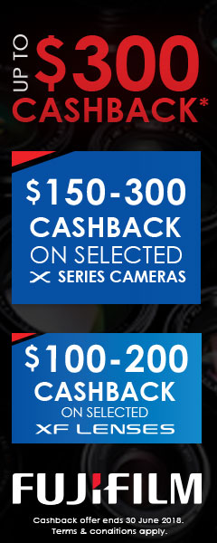 <p>Fujifilm Cashback</p>