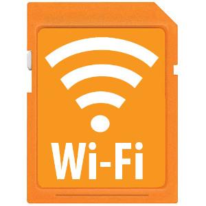 Wi-Fi Memory Cards