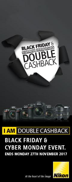<p>Nikon Cashback</p>