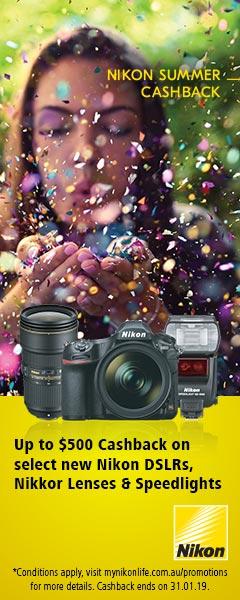<p>Nikon Summer Cashback</p>