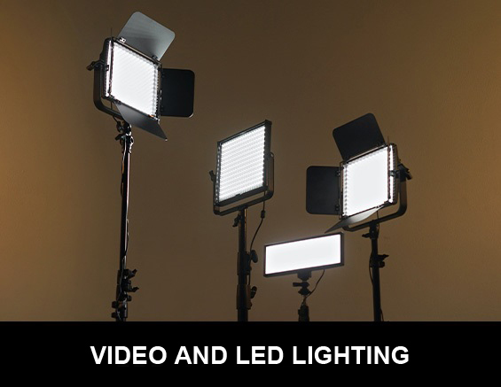 Video & LED Lighting