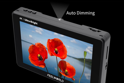 FeelWorld LUT7S 7inch 3D LUT 4K HDMI and SDI Monitor - Image8