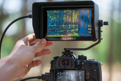 FeelWorld F6 Plus 5.5inch 4K HDMI Monitor - Image6