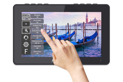 FeelWorld F5 Pro 5.5inch V2 4K HDMI IPS Touchscreen Monitor - Image5