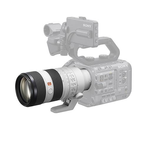 Sony Alpha A1 CSC Camera - 5-Axis SteadyShot INSIDE Image Stabilisation
