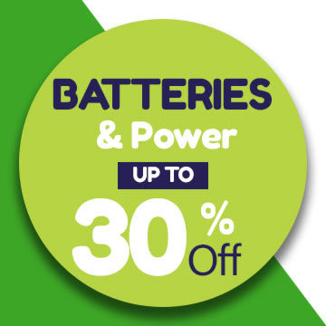 Batteries and Power