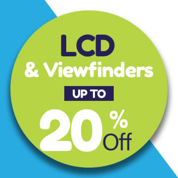 LCD and Viewfinders