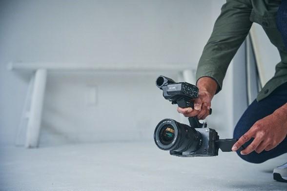 Sony FX3 Full Frame E-mount Cinema Camera - Image2