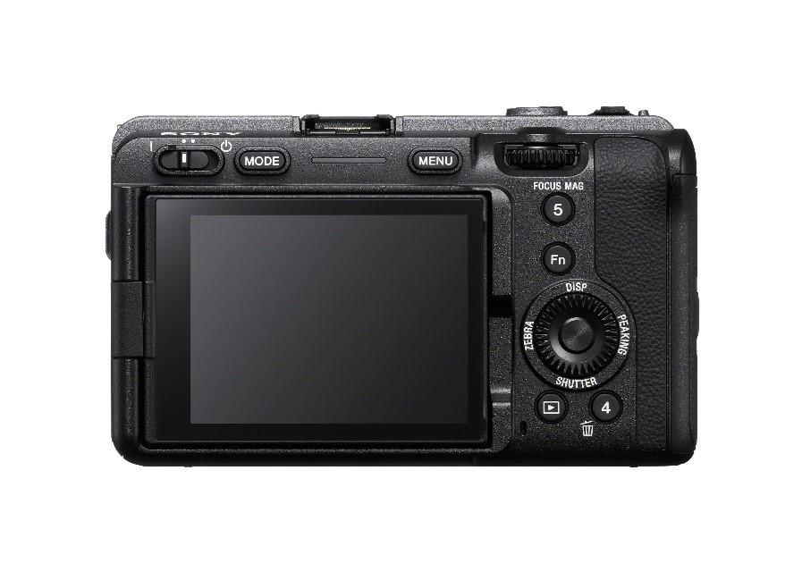 Sony FX3 Full Frame E-mount Cinema Camera - Image3