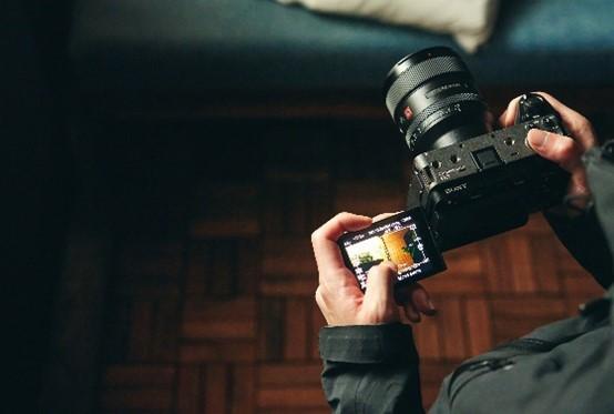 Sony FX3 Full Frame E-mount Cinema Camera - Image6