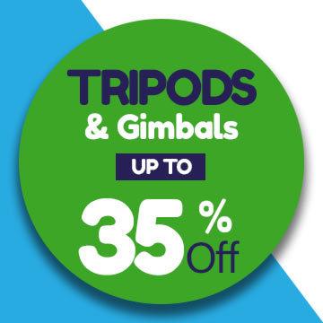 Tripods & Gimbals