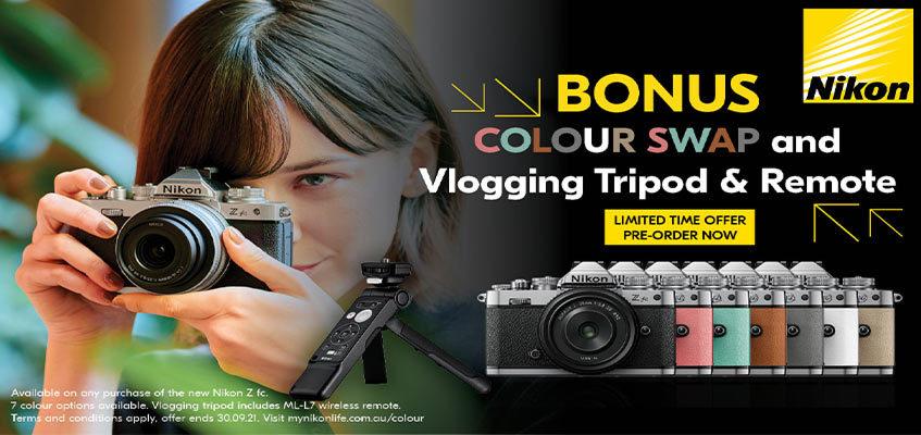 Nikon Z fc - Bonus offer