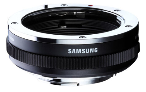 Samsung K-Mount Adapter (MA9NXK)