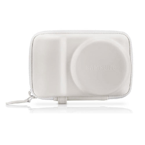 Samsung Rugged DSC Camera Case - White Colour
