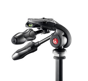 Manfrotto MH293D3-Q2 – 3-Way Photo Head