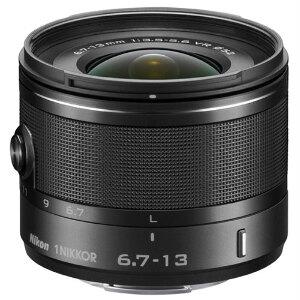 Nikon 1 Nikkor 6.7-13mm f/3.5-5.6 VR CX Lens