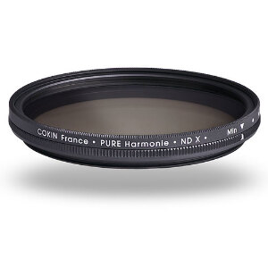 Cokin Pure Harmonie ND-X Variable Neutral Density Filter - 62mm
