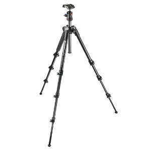 Manfrotto Befree Compact Travel Tripod (MKBFRA4-BH)
