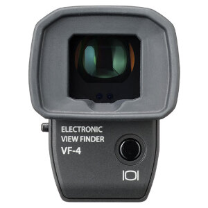 Olympus VF-4 Electronic View Finder for PEN-F Cameras - Black