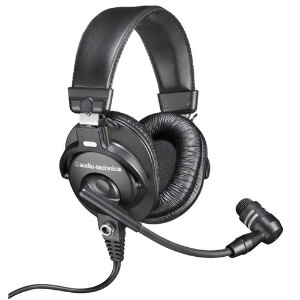 Audio-Technica BP-HS1 Broadcast Headset