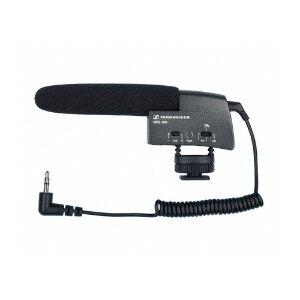 Sennheiser MKE 400 On-Camera Shotgun Microphone