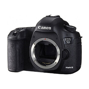 Canon 5D Mark III EOS Digital SLR Camera - Body Only - 22.3 Megapixel Ex-Demo