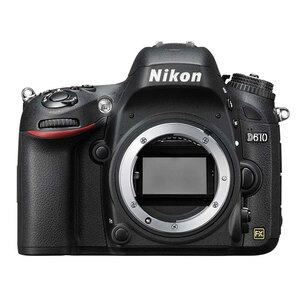 Nikon D610 Full Frame DSLR - Body Only