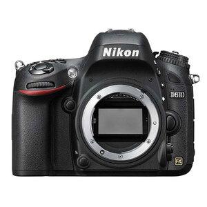 Nikon D610 Full Frame DSLR - Body Only