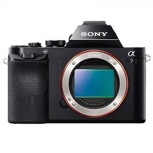 Sony A7 – Body Only