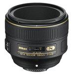 Nikon AF-S 58mm f/1.4G