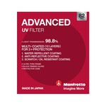 Manfrotto Advanced UV Filter - 82mm