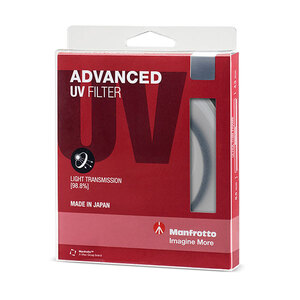 Manfrotto Advanced UV Filter - 67mm