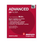 Manfrotto Advanced UV Filter - 62mm
