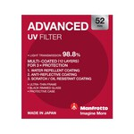 Manfrotto Advanced UV Filter - 52mm