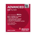 Manfrotto Advanced UV Filter - 52mm