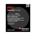 Manfrotto Pro Protect Filter - 72mm