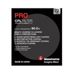 Manfrotto Pro CP Filter - 72mm