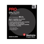 Manfrotto Pro CP Filter - 67mm
