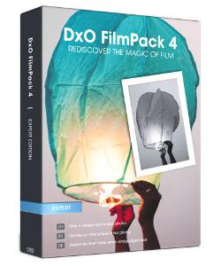 DxO FilmPack 4 - Expert Edition