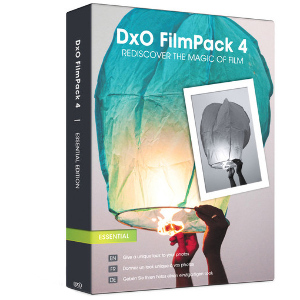 DxO FilmPack 4 - Essential Edition