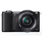 Sony A5000 + 16-50mm PZ OSS Lens