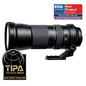Tamron Lens SP 150-600mm f/5-6.3 Di USD