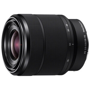 Sony FE 28-70mm F3.5-5.6 OSS E-Mount Lens